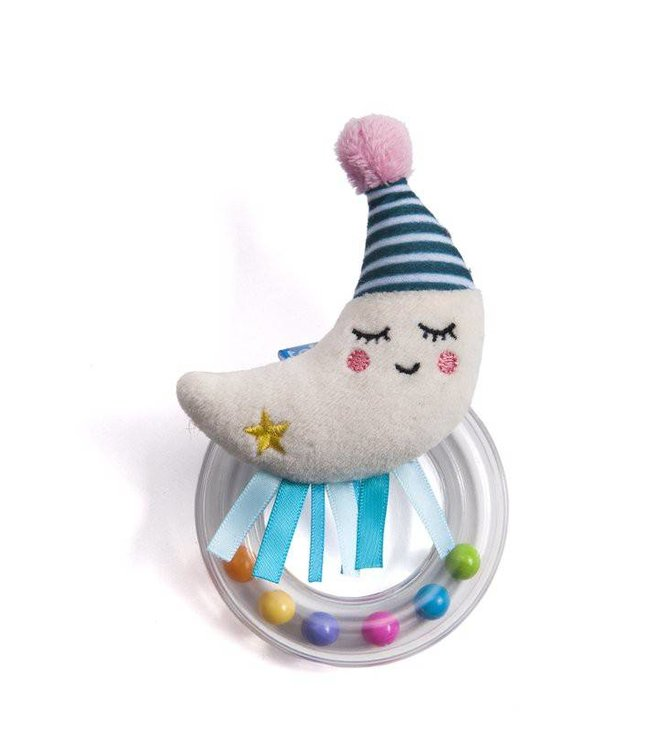 Taf Toys Taf Toys activity speelgoed Mini moon rattle
