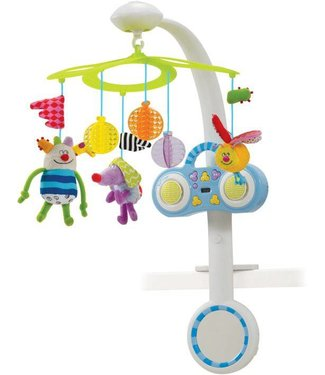 Taf Toys Taf Toys Mobiel MP3 stereo