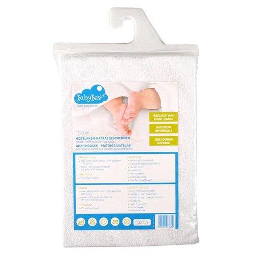 Babybest Matrasbeschermer 70x140 cm Babybest