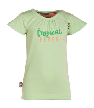 4funkyflavours 4funkyflavours green tshirt Fever Dream
