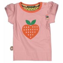 4funkyflavours meisjes tshirt Strawberry Swing
