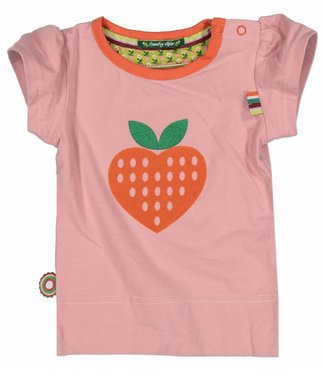 4funkyflavours 4funkyflavours tshirt pour filles Strawberry Swing