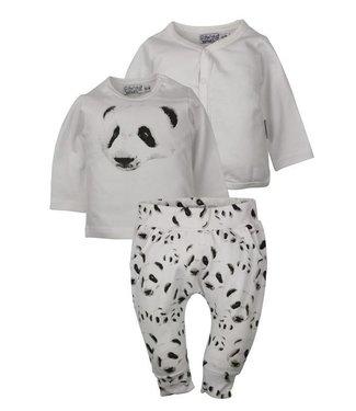 Dirkje kinderkleding Dirkje babywear unisex clothing set bear