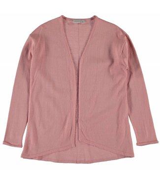 Name-it Name-it pink girls cardigan NITEMEKKO