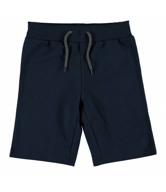 Name-it Name-it jongens blauwe sweat kids short