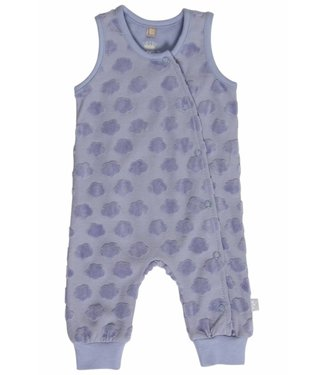 Hust & claire Hust & Claire jumpsuite wolkjes lila