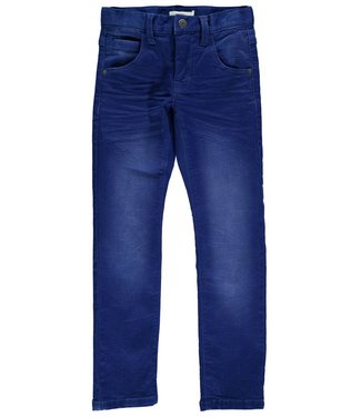 Name-it Blauwe jongens jeansbroek NITTIGGO Name-it