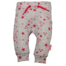 Dirkje babywear meisjes jogging broekje stars