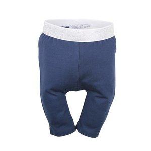 Dirkje kinderkleding Dirkje babywear meisjes blauwe legging