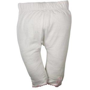 Dirkje kinderkleding Dirkje babywear witte meisjes legging