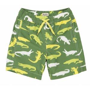 Hatley Hatley jongens zwemshort krokodillen