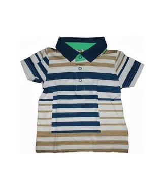 Name-it Name-it donker blauwe polo Gynter