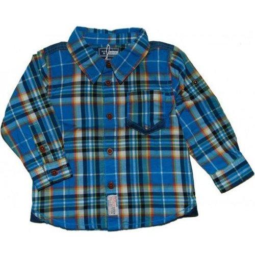 Name-it Licht blauw hemd Jack Name-it