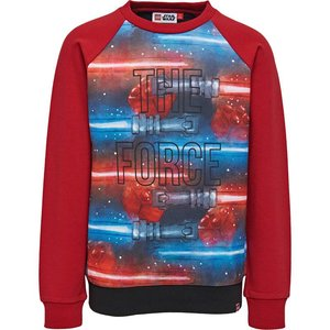 Lego wear Rode jongens sweater Star Wars - The force