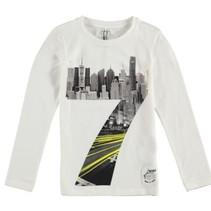 Witte jongens t-shirt NITKORU Name-it