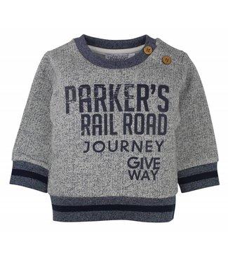 Dirkje kinderkleding Dirkje boys sweater Parkers rail road
