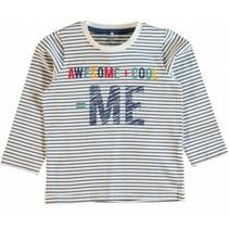 Blauwe t-shirt NITGERITTO Name-it