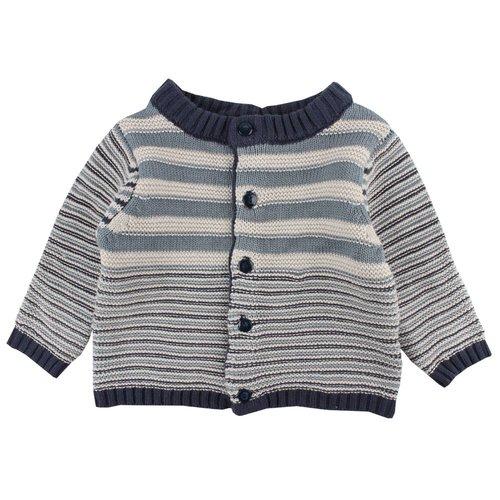 Fixoni Knit cardigan stripes Fixoni