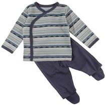 Blauw pyjama setje Fixoni