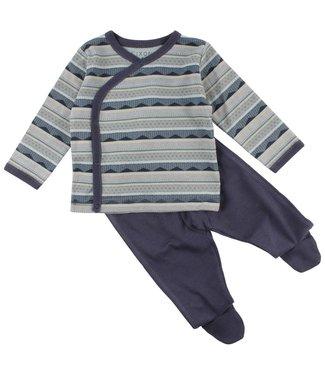 Fixoni Set de pyjama bleu Fixoni