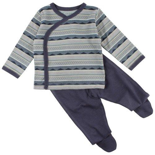 Fixoni Blauw pyjama setje Fixoni