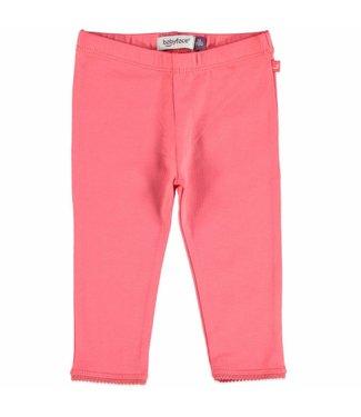 babyface Babyface pink leggings - coral