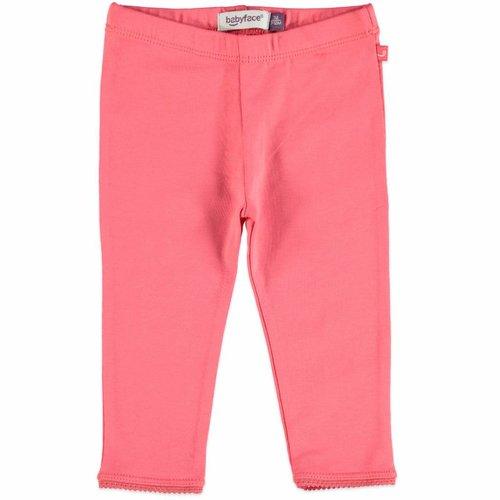 babyface Babyface roze legging - coral