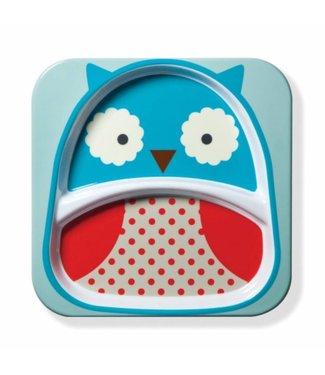Skip hop Eetbord zoo Owl