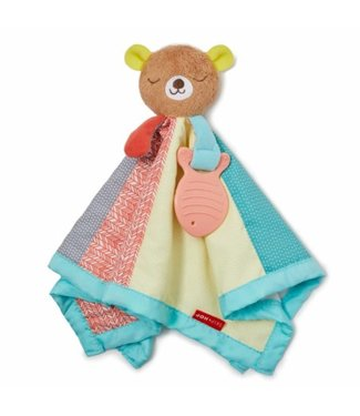 Skip hop Cuddle cloth Camping Cubs Bear Lovey
