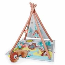 Speelmat Camping cubs