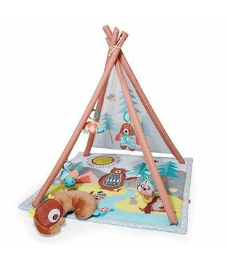 Skip hop Speelmat Camping cubs