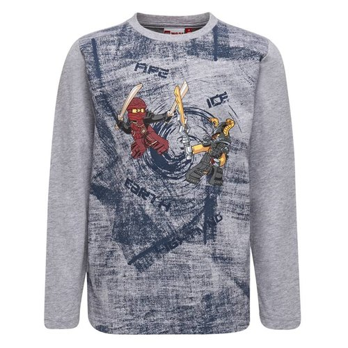 Lego wear T-shirt Ninjago Fire lightning