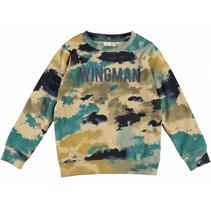 "Sweater NKMKAKA ""wingman"""