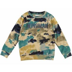 "Name-it Sweater NKMKAKA ""wingman"""