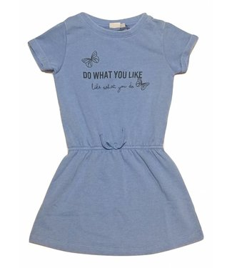 Name-it Sweat dress NKFKAHUTTA Silver Lake blue