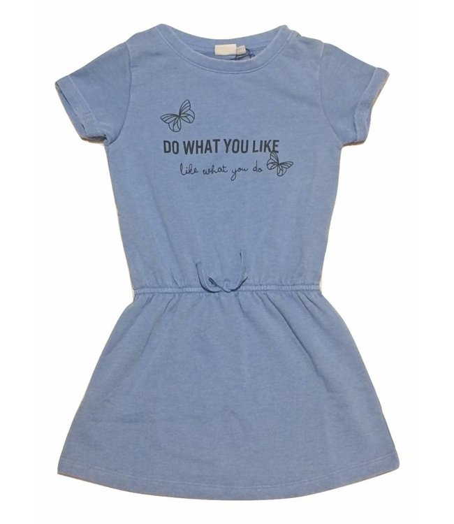 Name-it Sweat dress NKFKAHUTTA Silver Lake blue