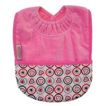 Roze pocket slab hartjes