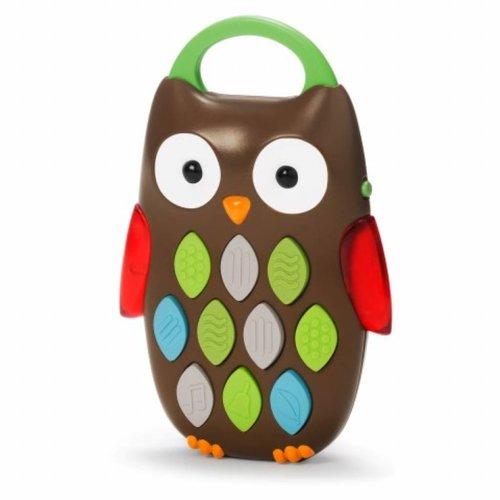 Skip hop Explore & More Musical Owl Phone