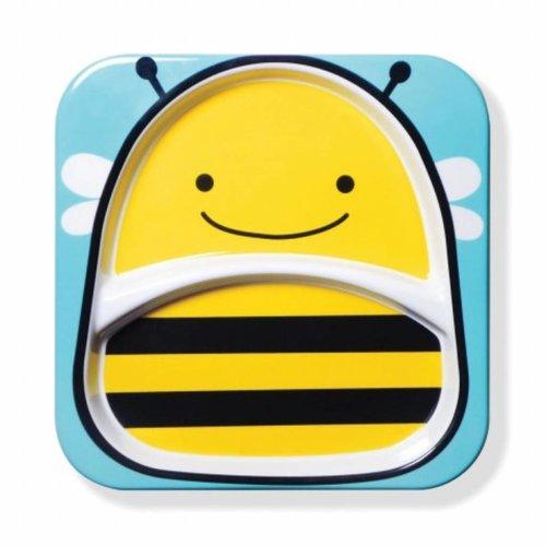 Skip hop Eetbord zoo Bee