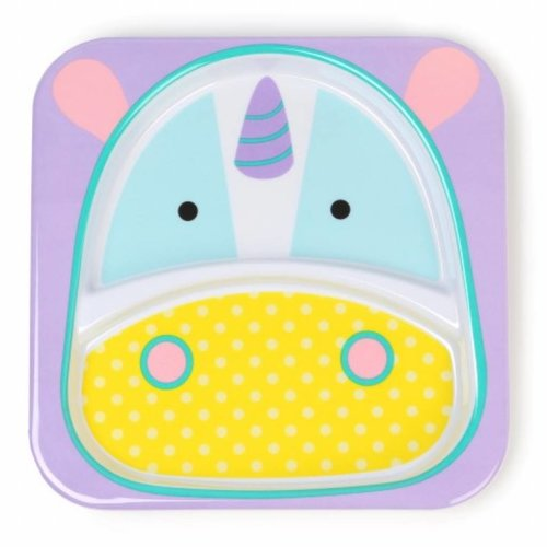 Skip hop Eetbord zoo Unicorn