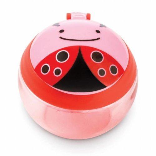Skip hop Snack cup zoo Ladybug