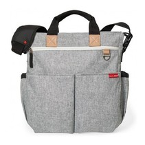 Luiertas Duo signature grey melange