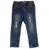 Meisjes jeansbroek POLLY