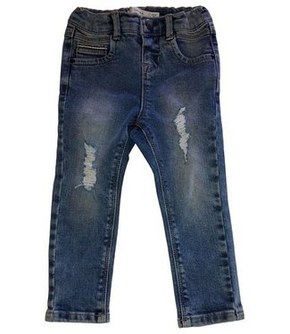 Name-it Meisjes jeansbroek POLLY