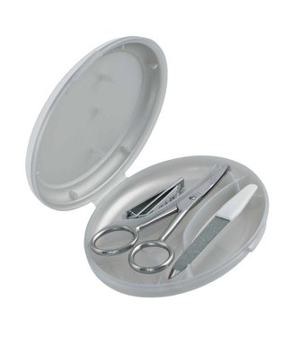 bebe-jou Bebe-you manicure set of silver