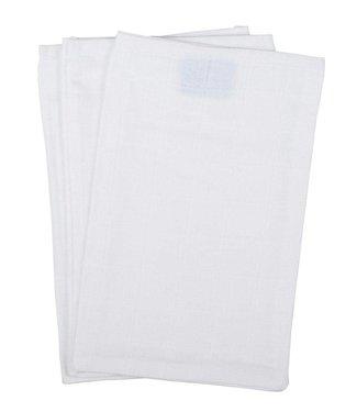 Babybest Tetra washcloths white