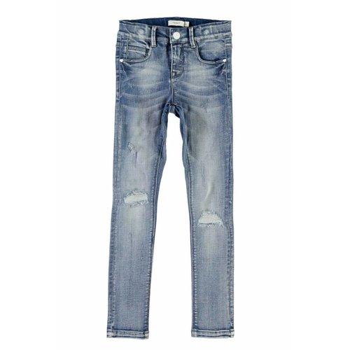 Name-it Meisjes jeansbroek POLLY