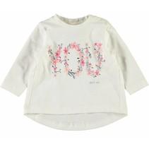 Name-it wiite meisjes t-shirt Darling