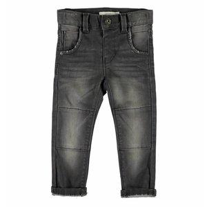 Name-it Jongens grijze  jeansbroekTHEO