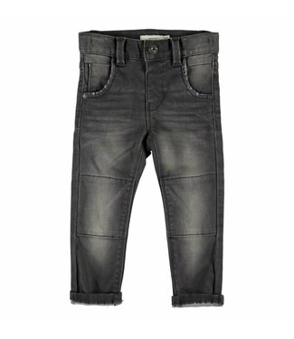 Name-it Jongens grijze  jeansbroekTHEO